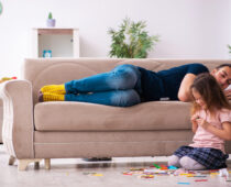 Babysitting: A Great Workout?