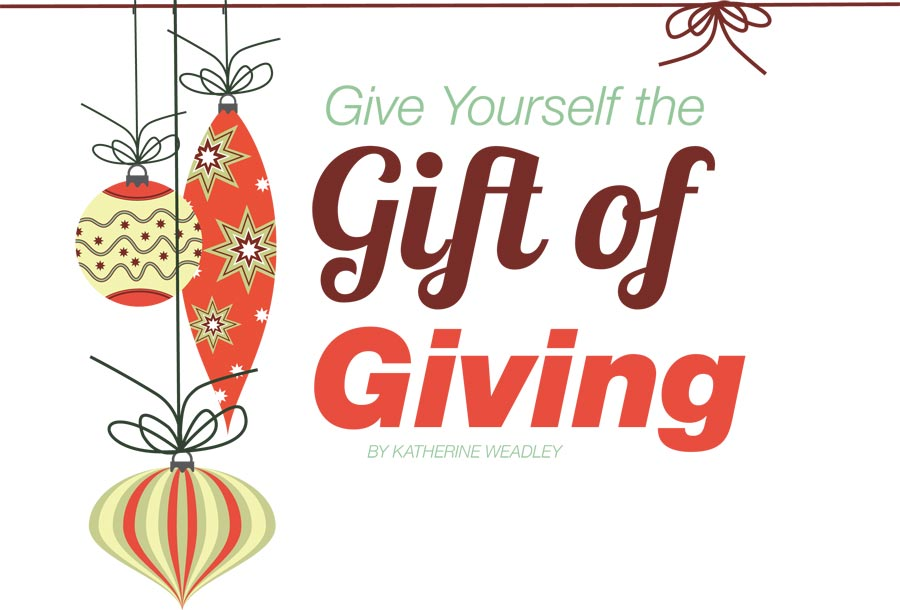 Give Yourself the Gift of Giving – December 3, 2014 – North Metro ...