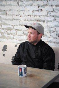 Chef Derek Baril.