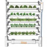 Vertical frame Opcom Farm Growwall