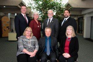 Longmont City Council, 2017. Photo: Courtesy of the City of Longmont.