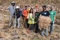Wildlands Restoration Volunteers via FACEBOOK (waiting on a photo from them)