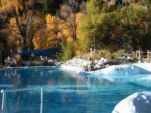 Happy Water: Cottonwood Hot Springs Inn & Spa
