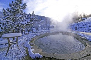 Mt. Princeton Hot Springs