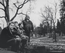 Spotlight on Clay Rose of the Gasoline Lollipops