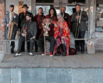 Spotlight: Jimbo Mathus and the Squirrel Nut Zippers