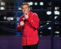 "Spotlight on Brian Regan: ""He just goes out and kills."""
