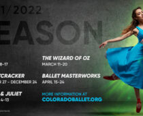 Colorado Ballet Announces Plans for Its 2021/2022 Season | Press Release