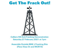 PRESS RELEASE: Get the Frack Out! Erie Oil & Gas Protest: Feb.27, 2021