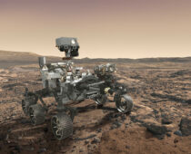 Ozmens' SNC Again Supports Safe Mars Landing for NASA Rover | Press Release