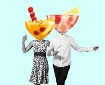 Grown Garnishes | Summer Drinks