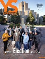 Yellow Scene Magazine : October 2018