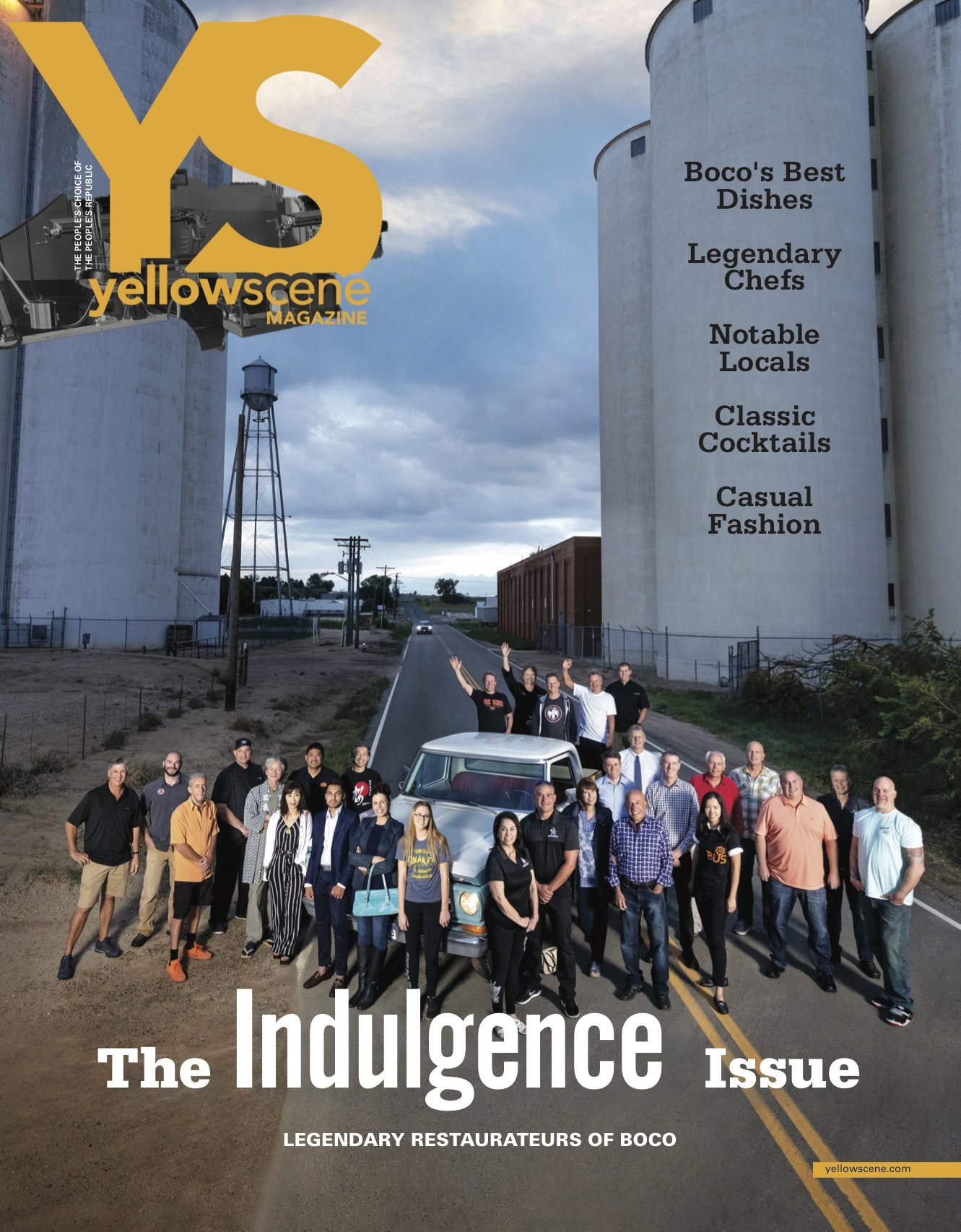 YS Issue: September 2018