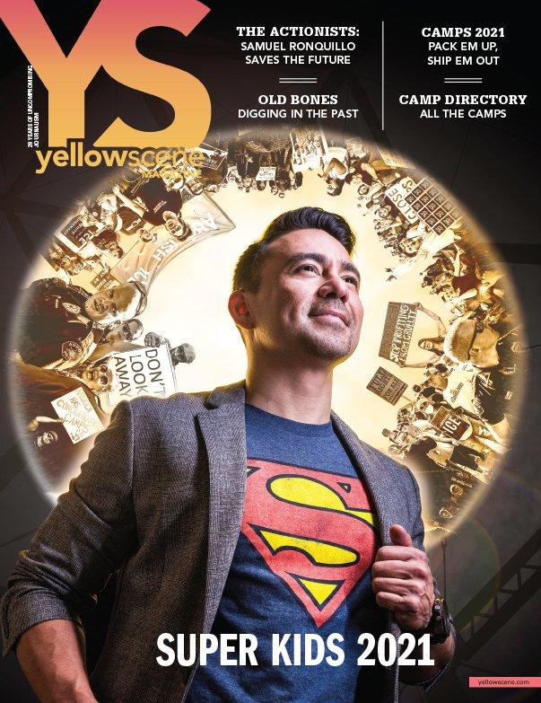 ys magazine cover