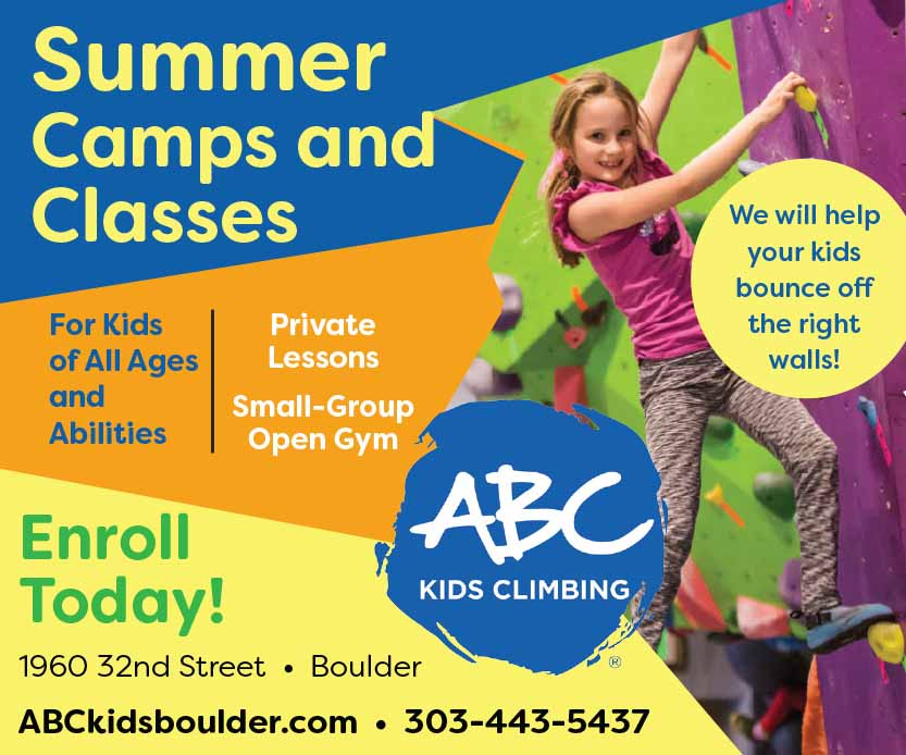 Visit  ABC Kids Climbing