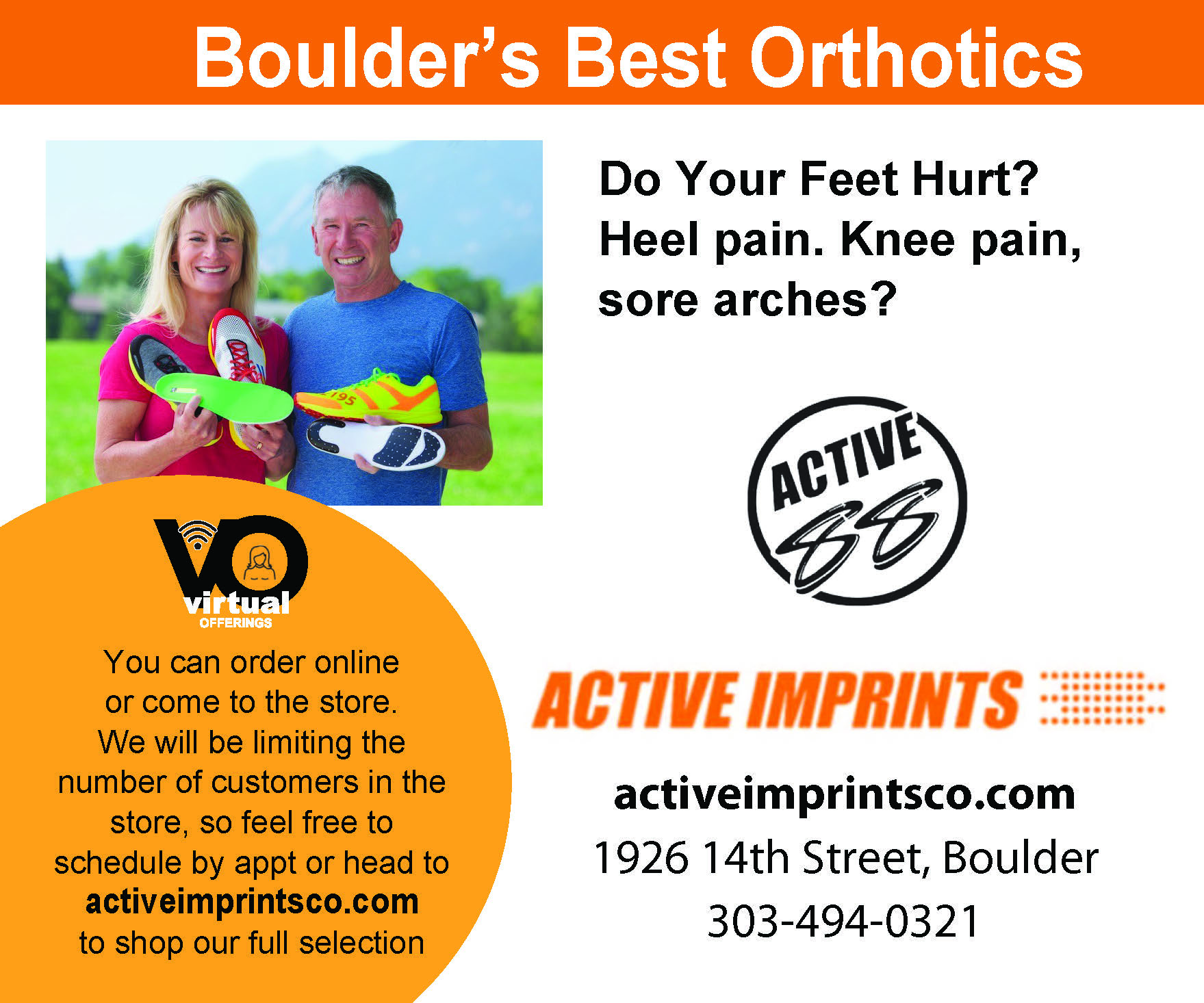 Visit  Active Imprints and Active 88