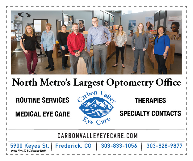 Visit  Carbon Valley Eye Care (Form. Erie Family Eye Care)