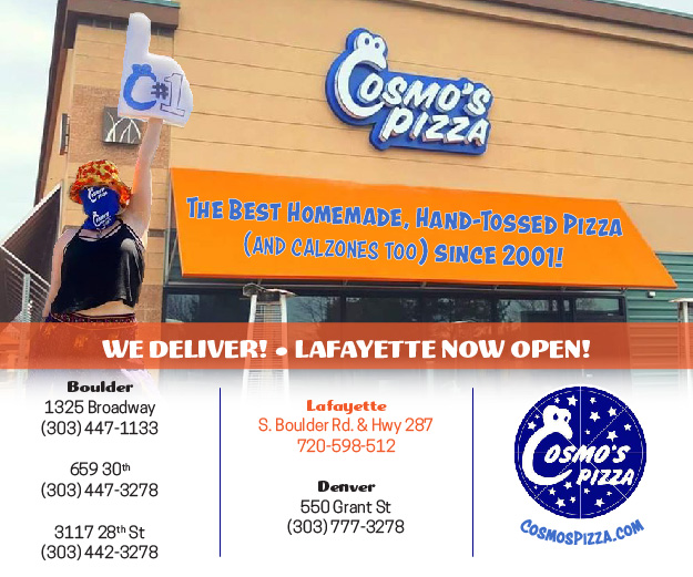 Visit  Cosmo's Pizza