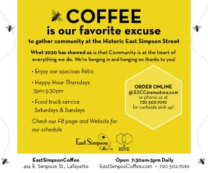 Visit  East Simpson Coffee House