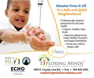 Visit  Exploring Minds Academy for Learning