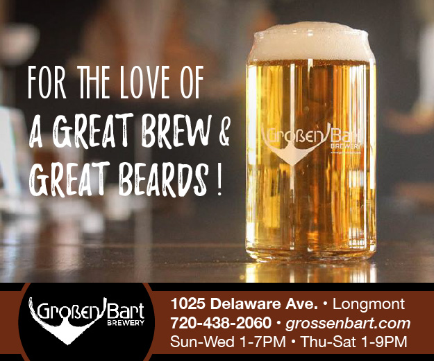 Visit  Grossen Bart Brewery