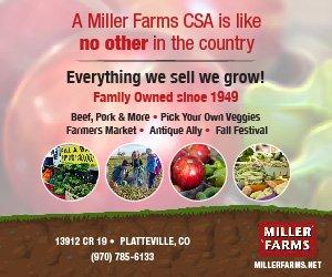 Visit  Miller Farms & Corn Maze