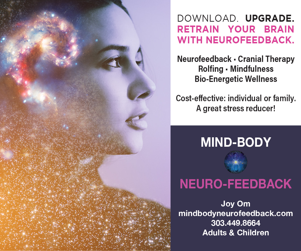 Visit  Mind Body Neurofeedback