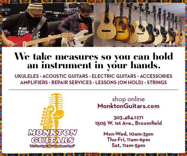 Visit  Monkton Guitars