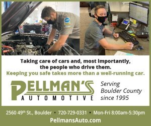 Visit  Pellman's Automotive
