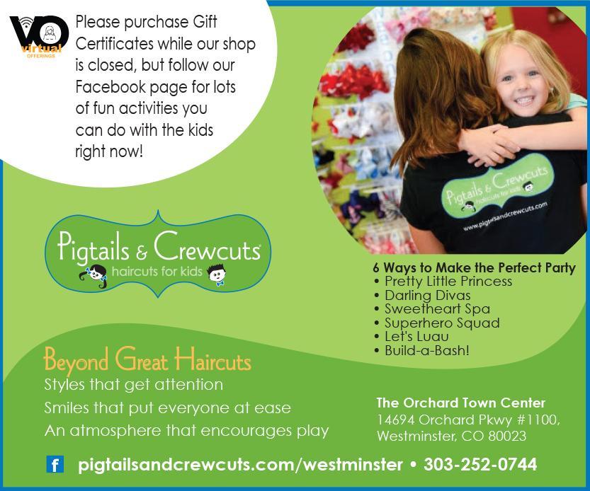 Visit  Pigtails & Crewcuts