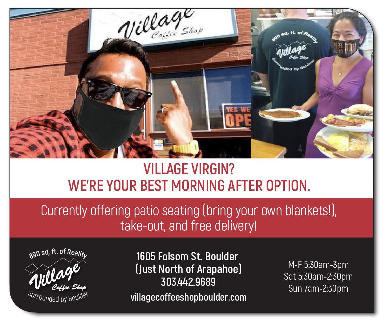 Visit  Village Coffee Shop